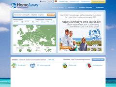 HomeAway l FeWo-Direkt